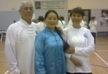 Seminario Maestro Li Rong Mei