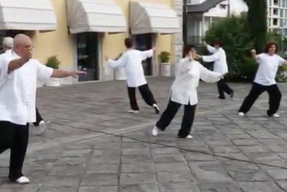 Tai Pioggia ASD Wudang