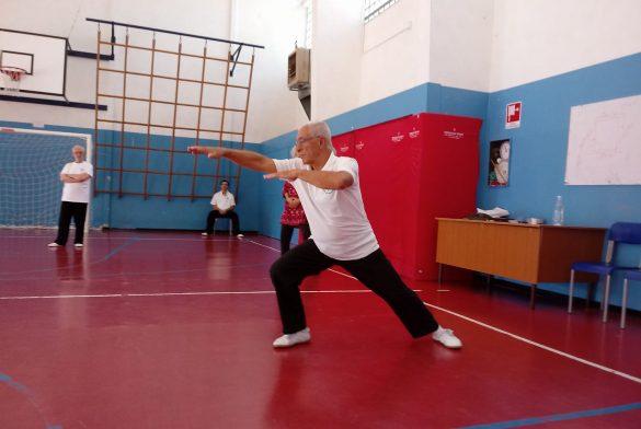 Qi Gong della Tigre Maestro Nedo Zampetti